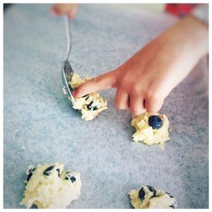 Blaubeer, Cookie, Cookies, einfach Liv, foodwerk.ch