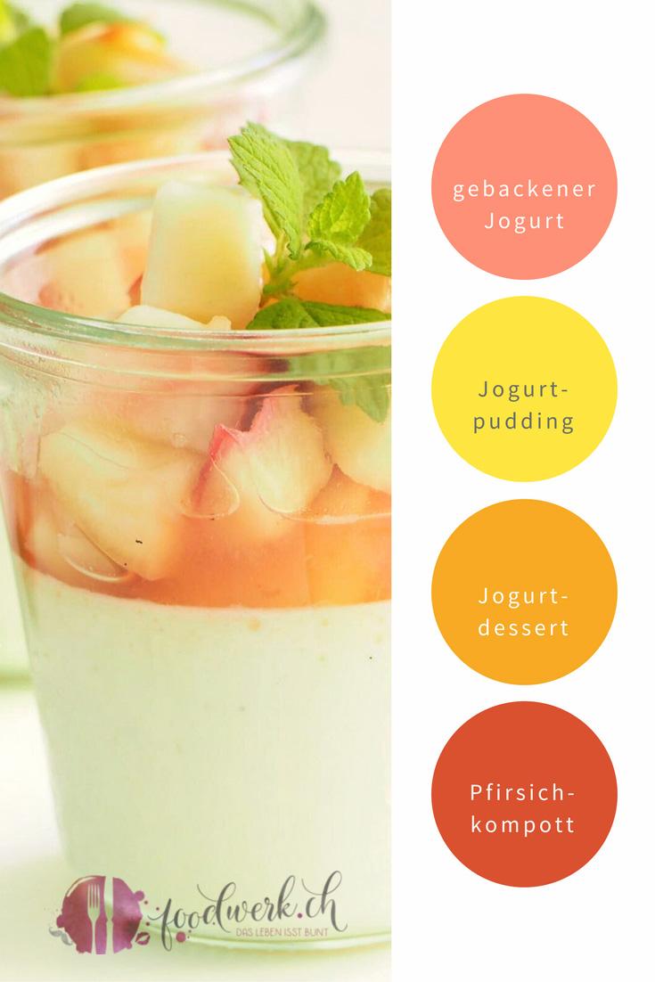 gebackener Jogurt, gebackener Joghurt