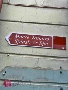 Wegweiser tamaro splash e spa
