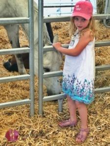 anna und das Pferd