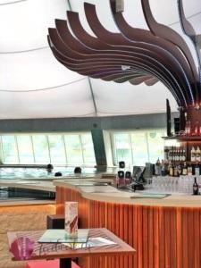 bar in Splash & Spa Tamaro