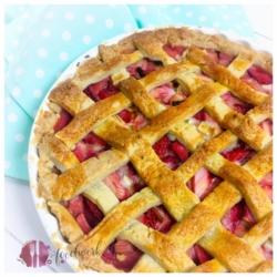 rhabarber Rezept Pie