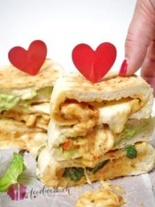 Grillbrot, Mozzarella, Grill, BBQ, Pesto rosso, foodwerk.ch, Schweizer Food Blog, #grillitarier