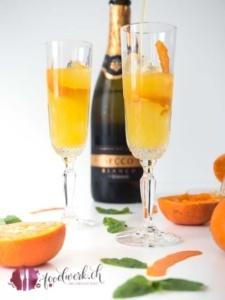 Secco by Rimuss mit Mandarinen und Minze