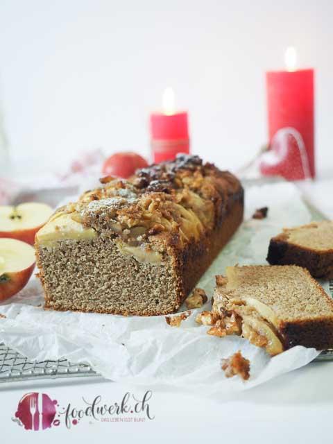 Apfel Zim cake