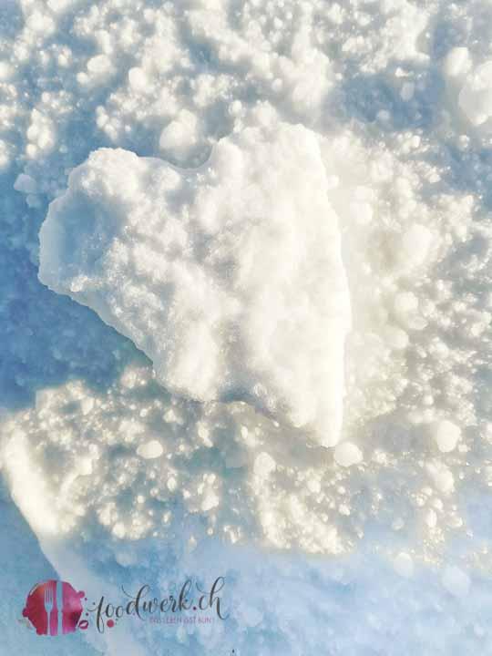 Schneeherz in Savognin