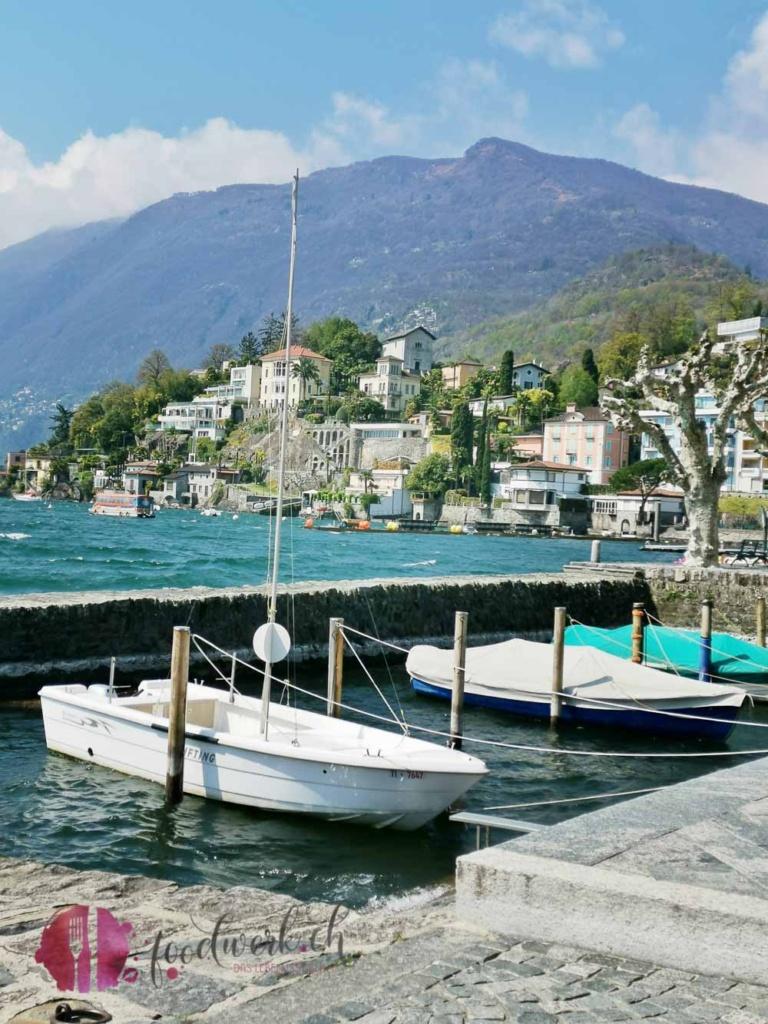 Hafen in Ascona