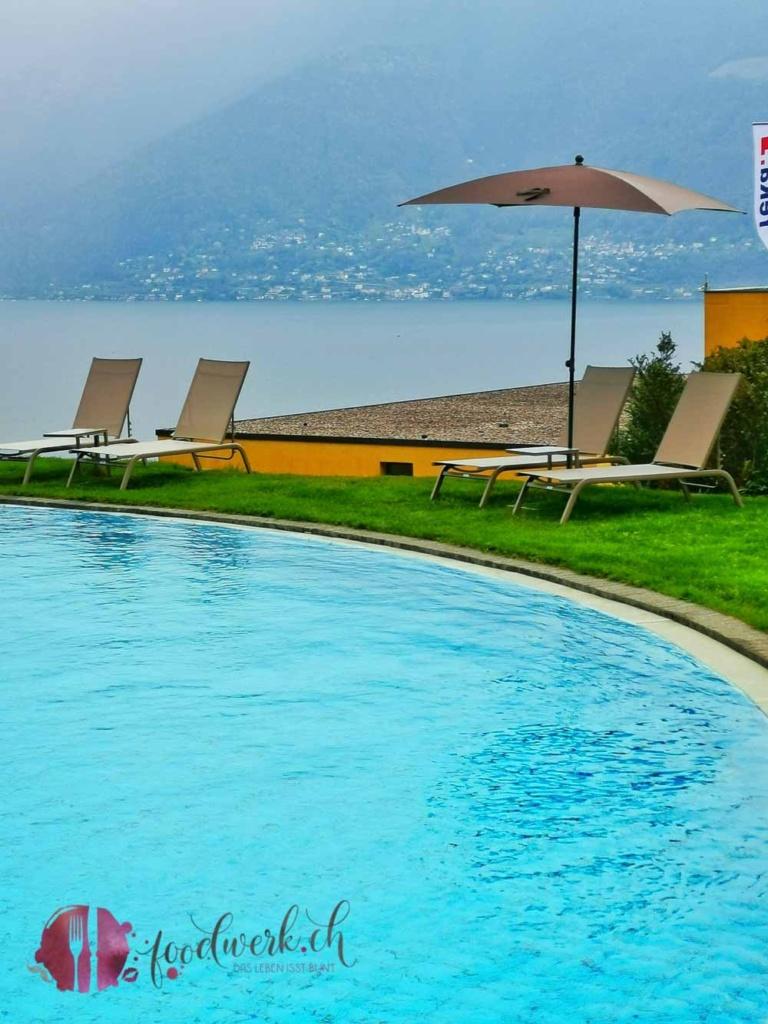 Hotel Pool aussicht