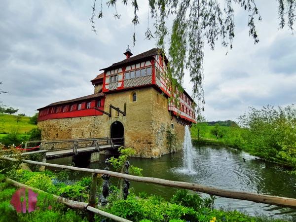 Wasserschloss im Thurga