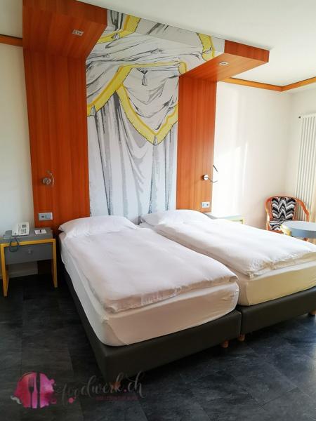 Albergo Carcani Zimmer