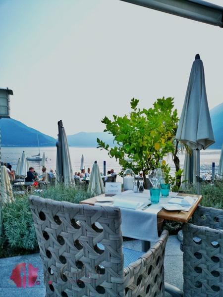 Eden Roc Restaurant Maritim Terrasse