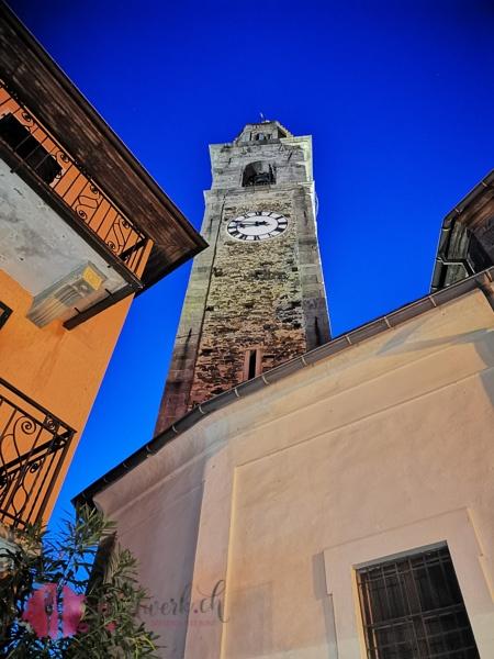 Kirche in Ascona