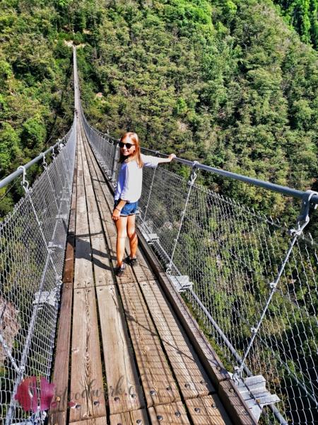Liv auf Ponte Tibetano