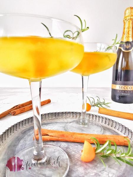 Secco by Rimuss mit Pumpkin Spice Sirup