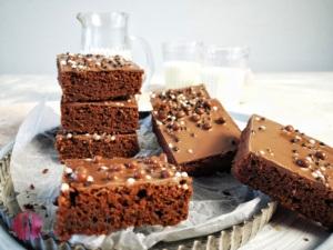 Schokoladen Blech Kuchen