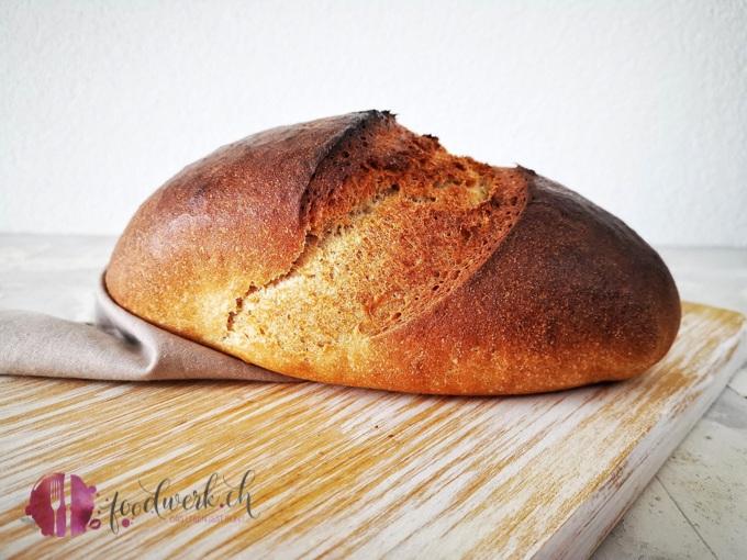 Fooddiscovery Berner Brot