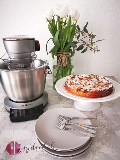 Rhabarberkuchen und Optimum