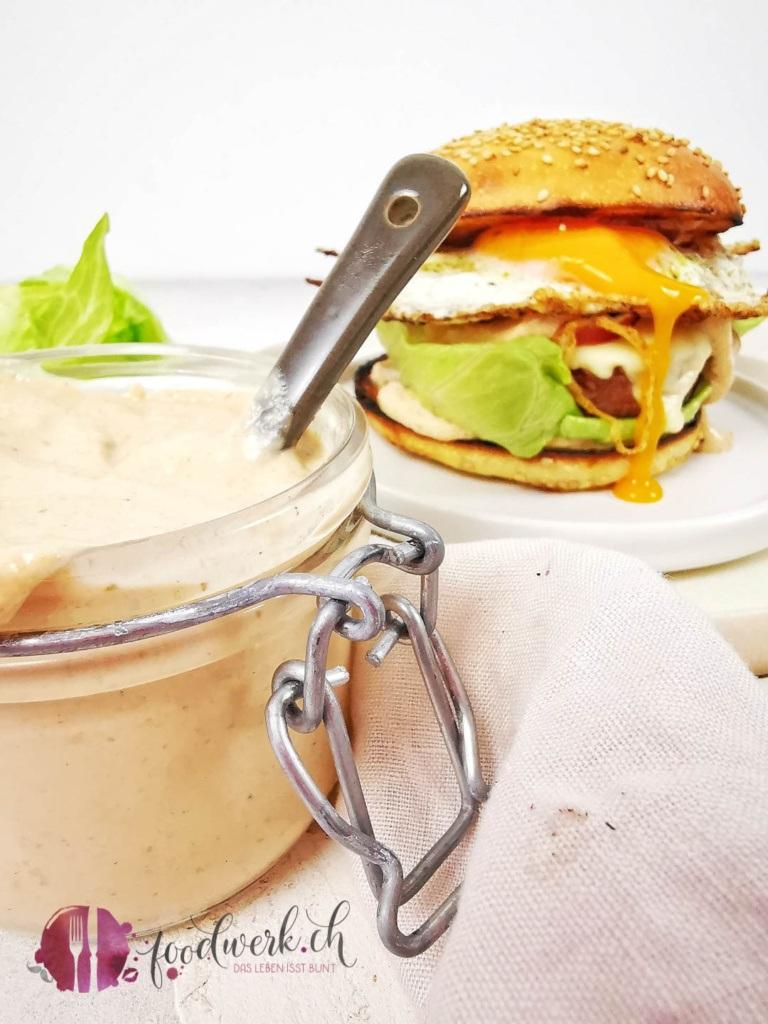 Beste Burgersauce noch besser