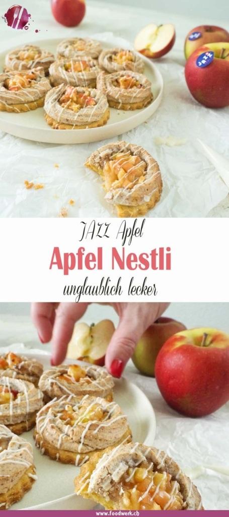 JAZZ Apfel Nestli 1