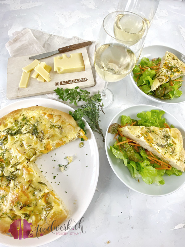 EMmentaler AOP Rondo mit Salat