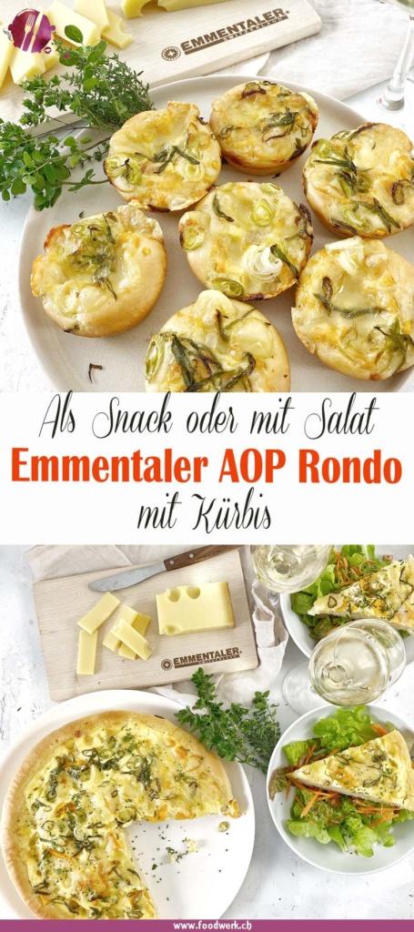 Emmentaler AOP Rondo Pin für Pinterest