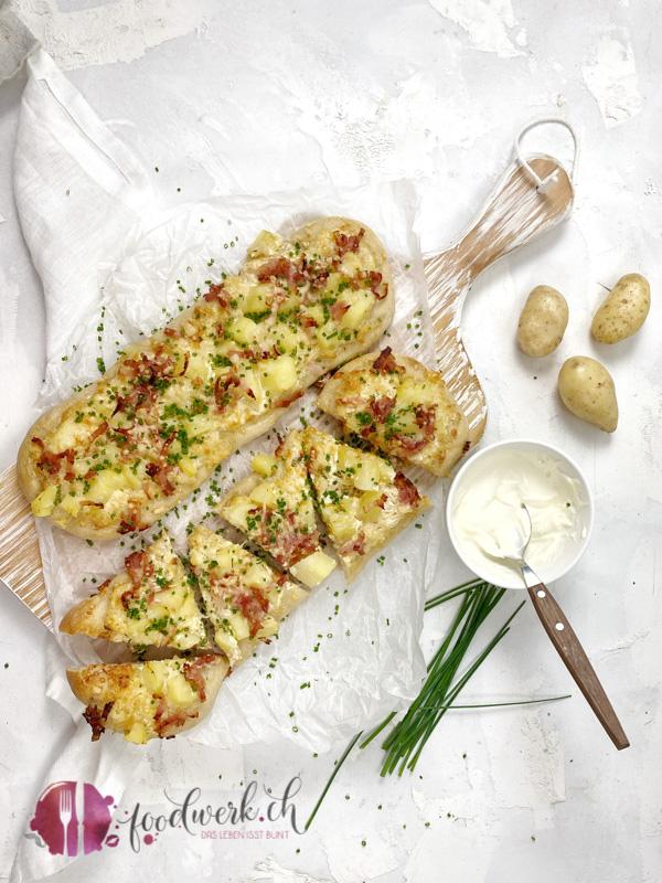 Dinette mit Kartoffeln