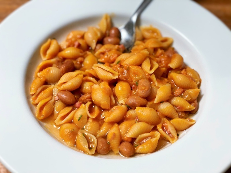 angelones Pasta Fagioli italienische Suppe