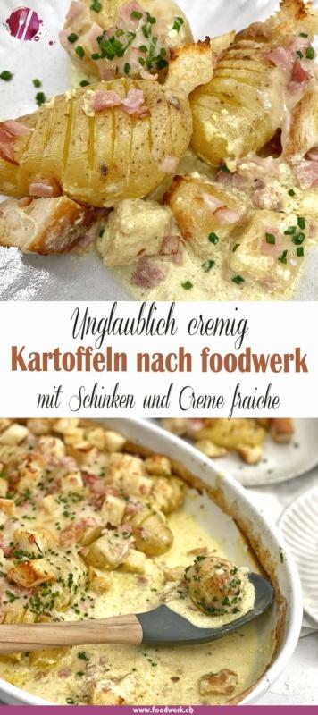 Cremige Kartoffeln foodwerk