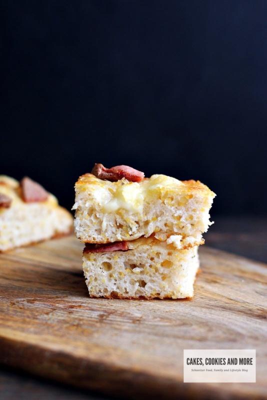 Polenta Focaccia Cakes Cookies an more