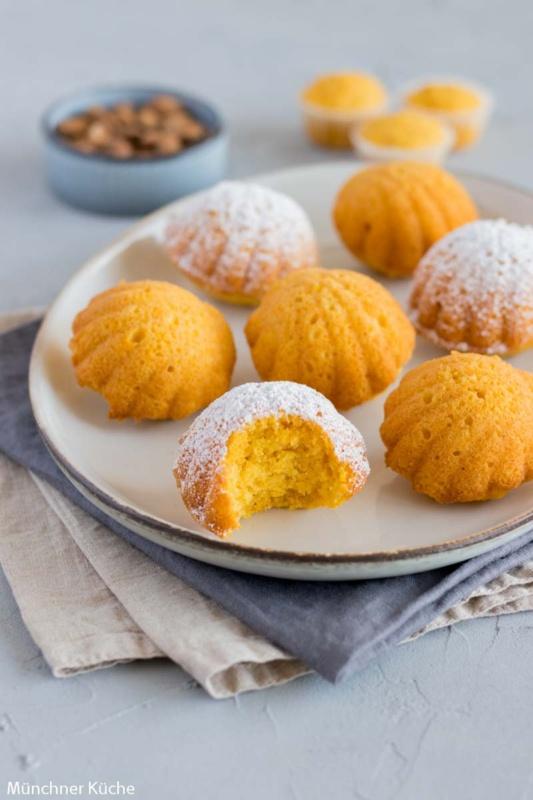 Karotten Moehren Mandel Kuchen Backen Muenchner Kueche