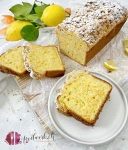 Cake mit knusprigen Streusel