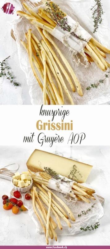 Gruyere AOP Grissini Pinterest Pin