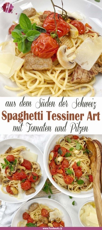 Ticinesi Spaghetti