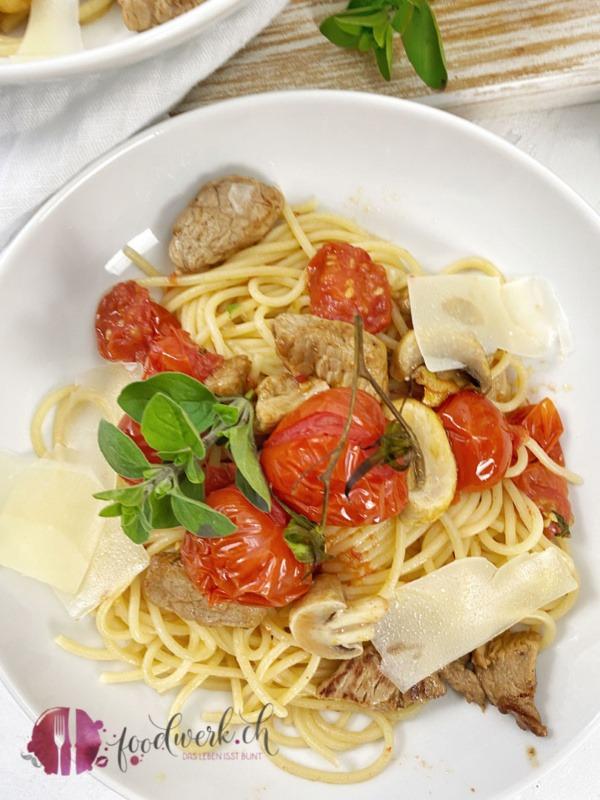 Spaghetti Ticinesi