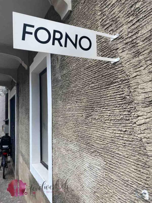 Bäckerei Forno in Meran