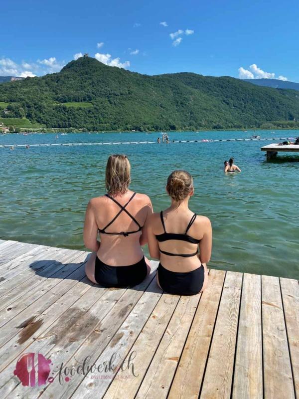 Klaterer See im Südtirol