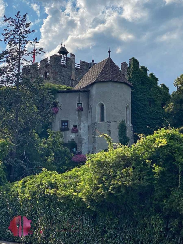 Schlosswirt Forst in Algund im schönen Südtirol