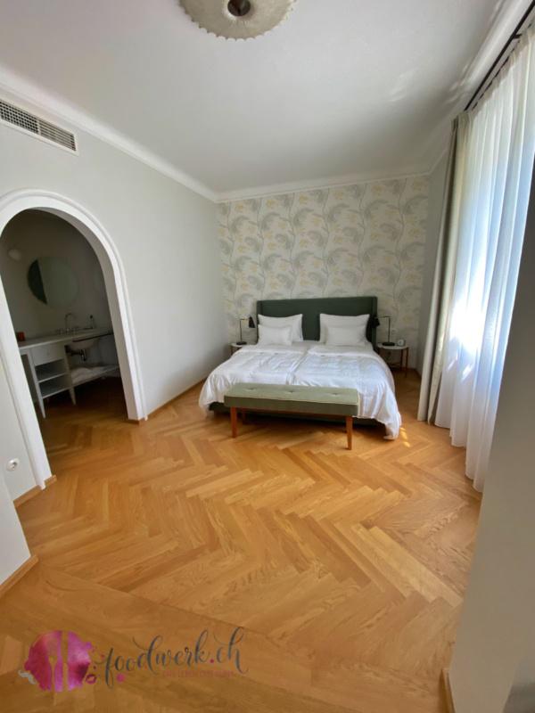 Zimmer in der Villa Arnica
