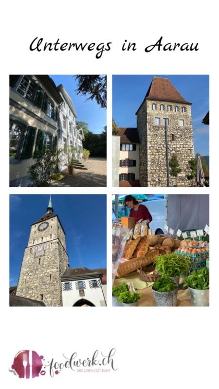 Diverse Impressionen aus Aarau