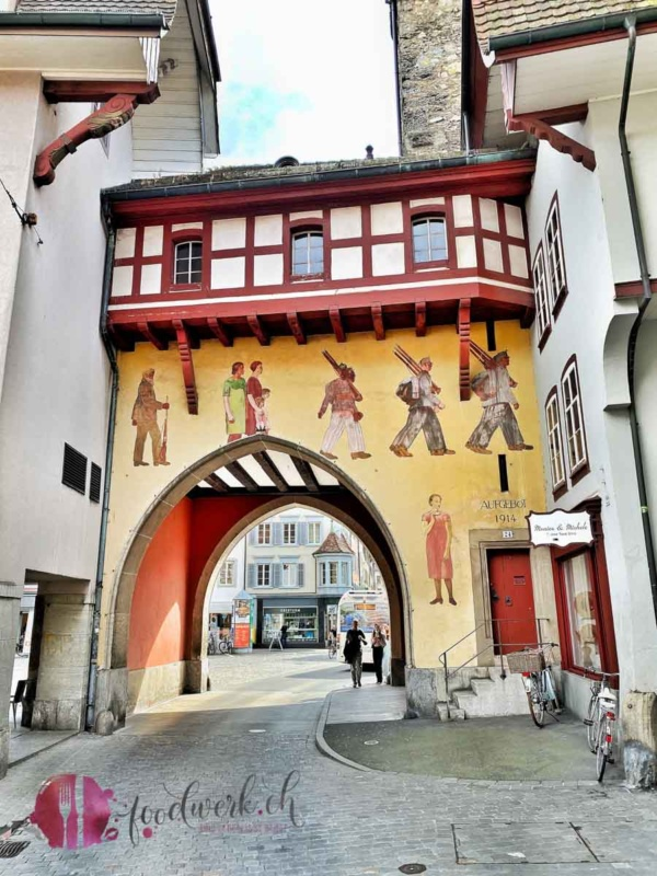 Stadttor in Aarau