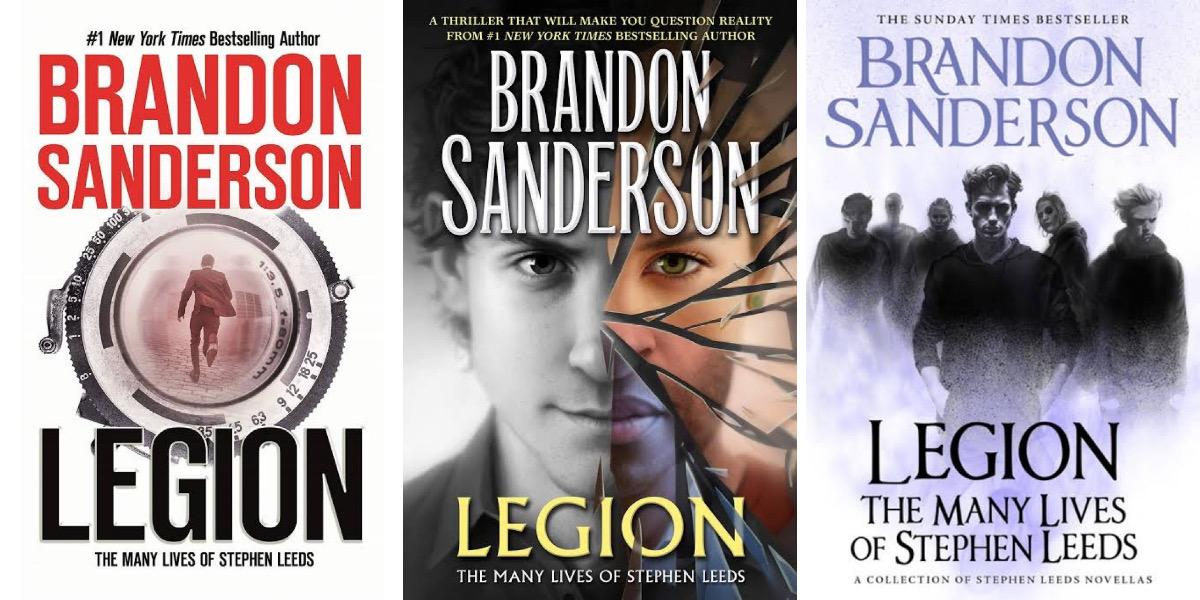 Legion covers