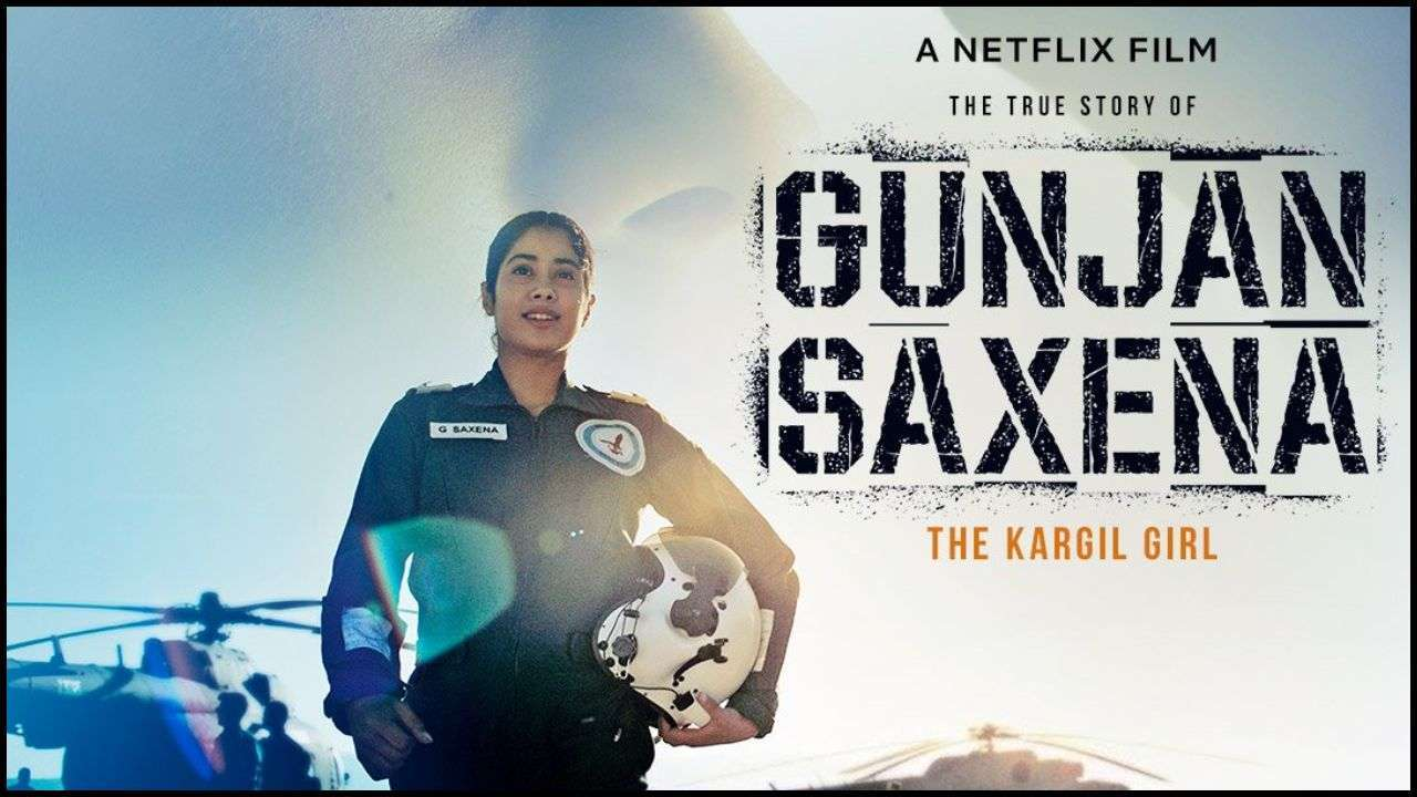 Gunjan Saxena Poster