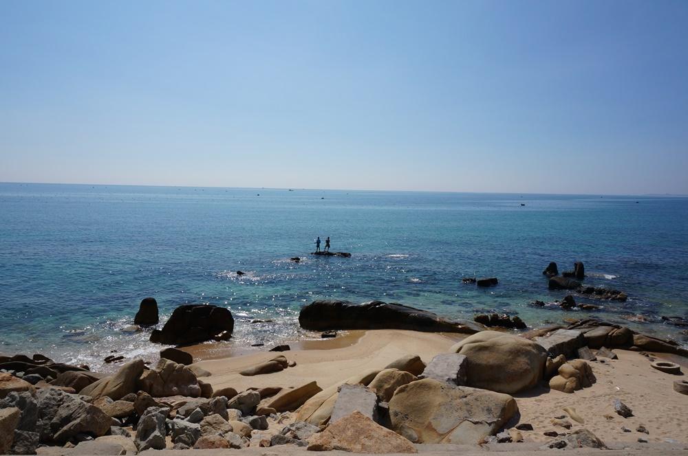 Biển Cà Ná trên đường phiêu bạt