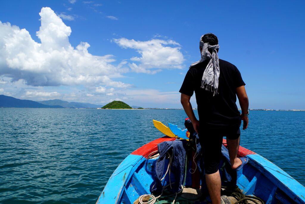 Ra đảo Điệp Sơn
