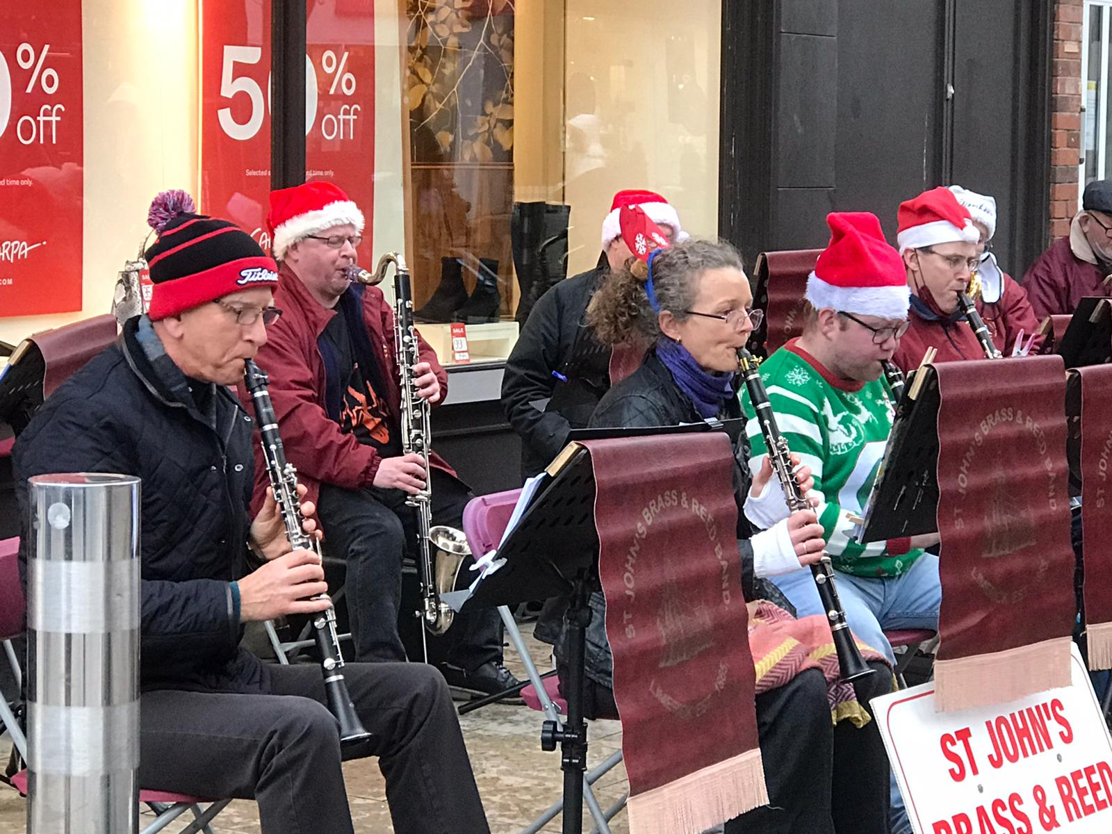 St. John's Brass & Reed Band