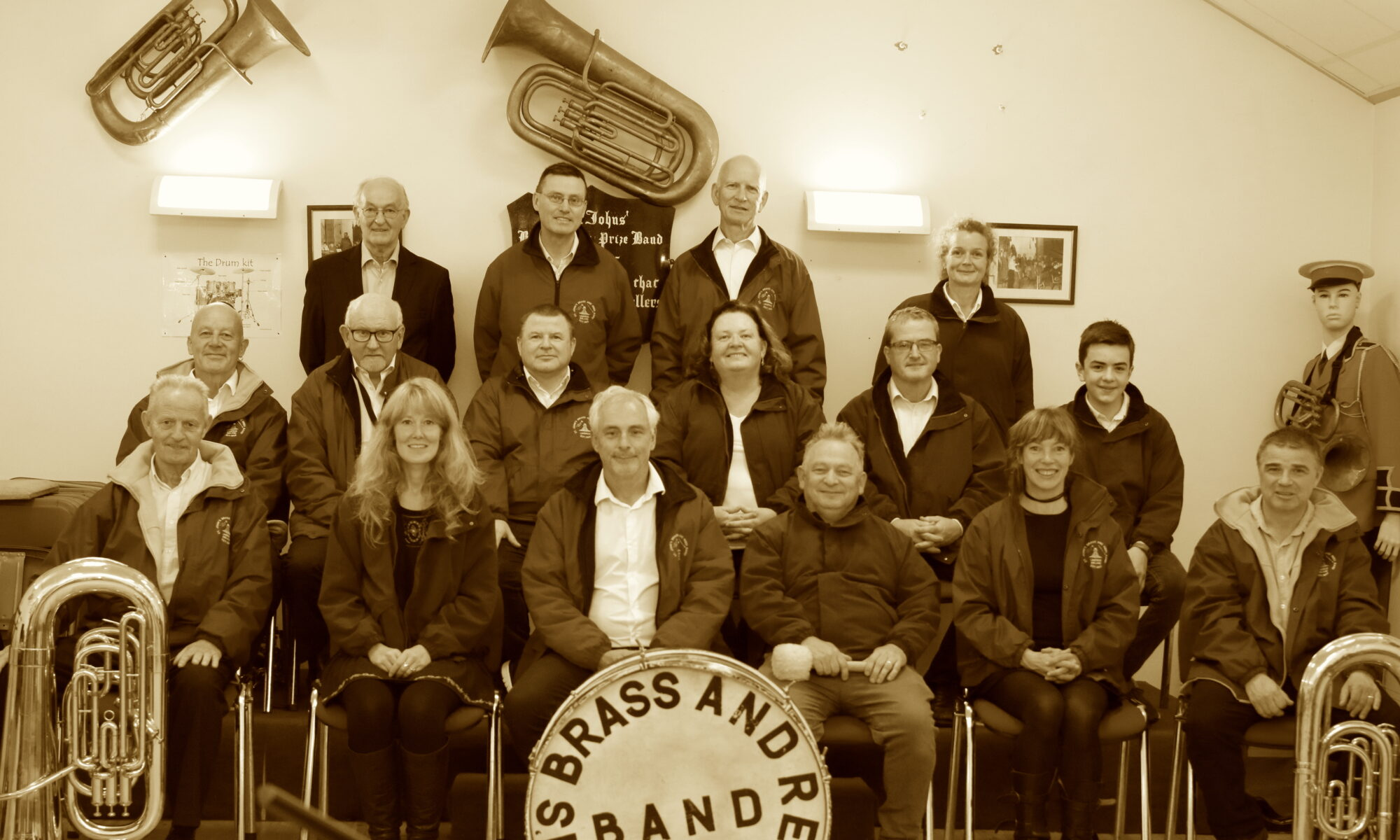 St John's Brass & Reed Band