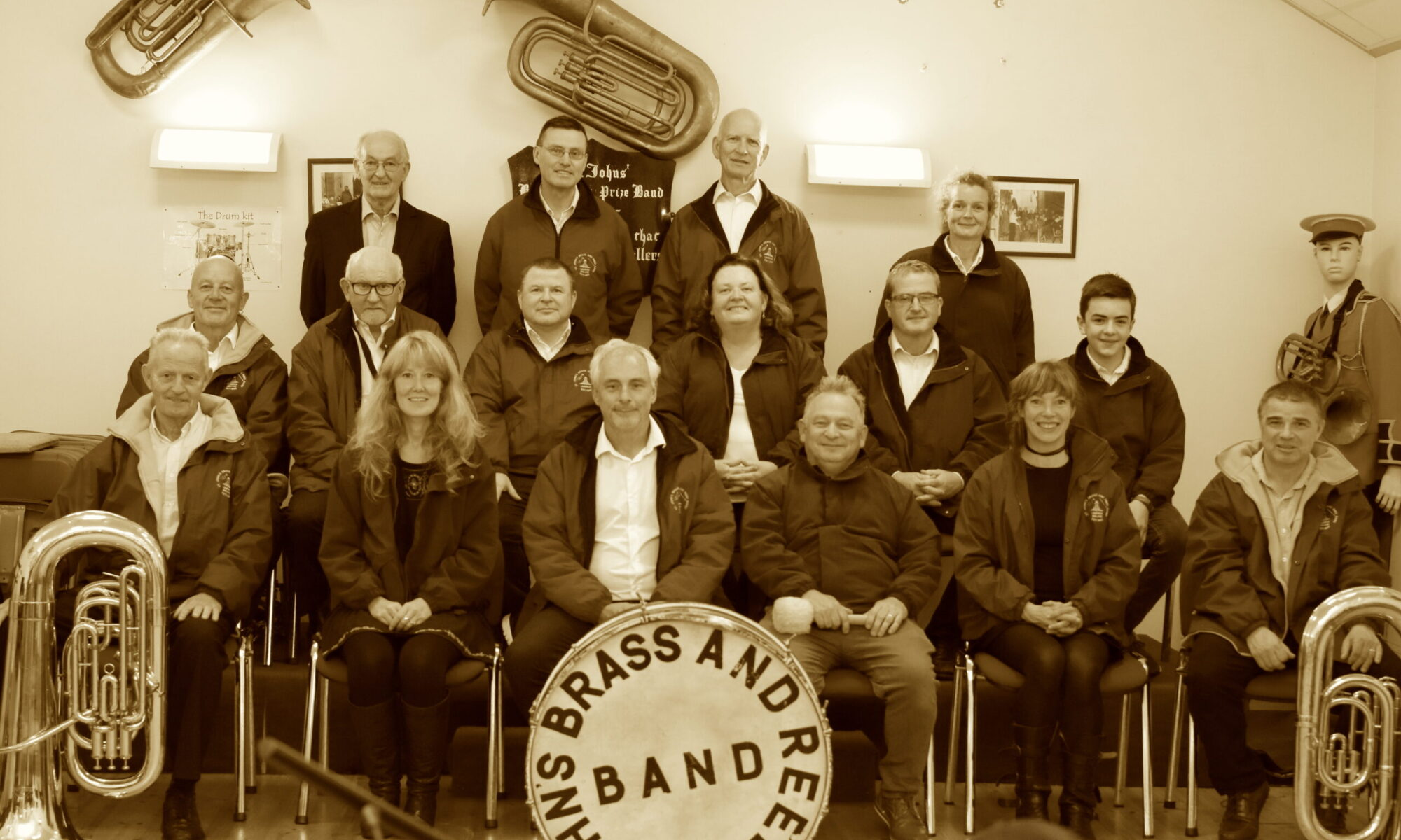 St. John's Brass and Reed Band