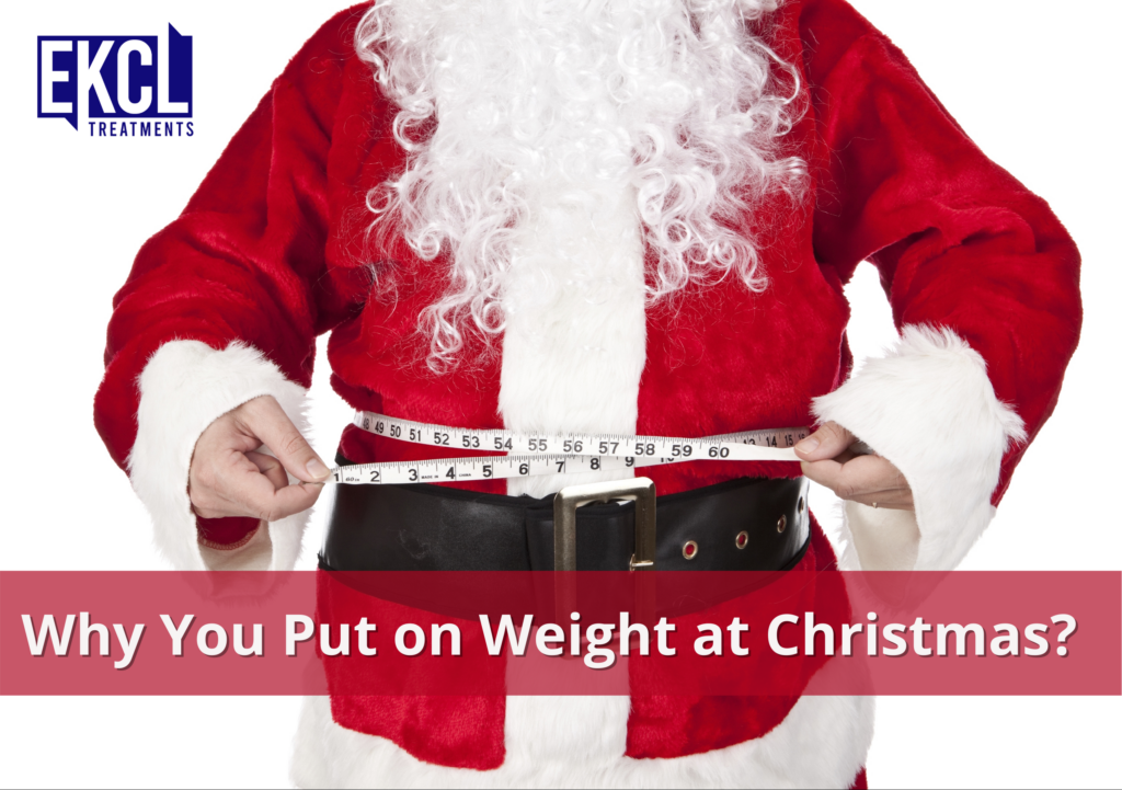 This is why you put on weight at Christmas