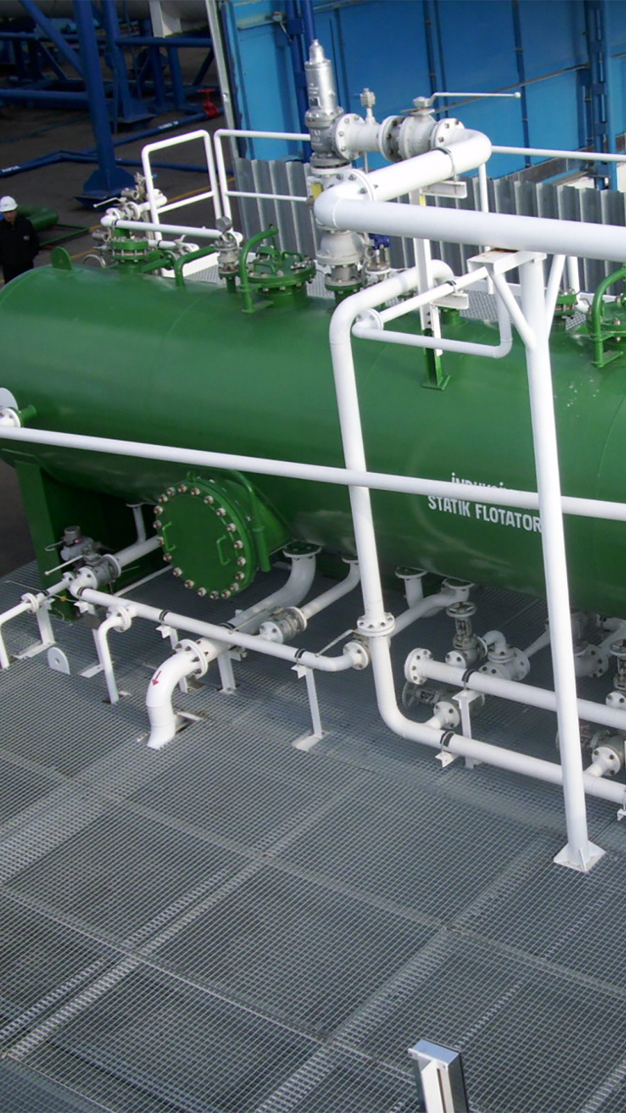 Gas Flotation ISF Unit
