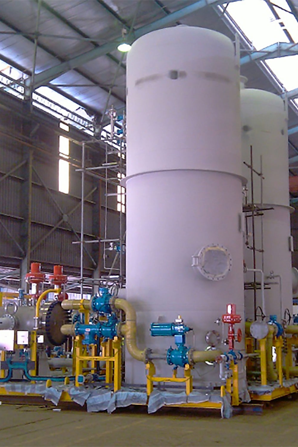 Compact Gas Flotation Unit